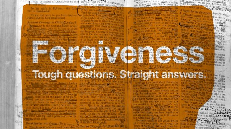forgivenessBible